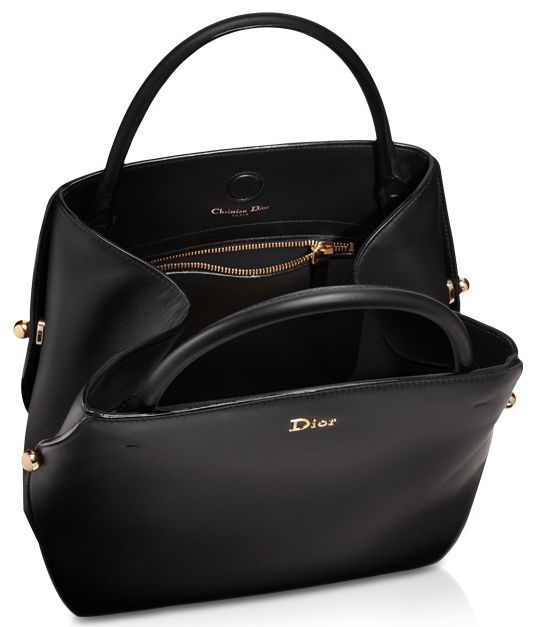 5b27934959d For this summer, Dior announced two new handbags; Dior D-Light Tote Bag