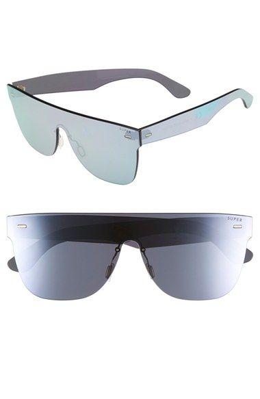 57ac2c6afa88 SUPER by RETROSUPERFUTURE® 'Flat Top Tuttolente' 55mm Retro Sunglasses