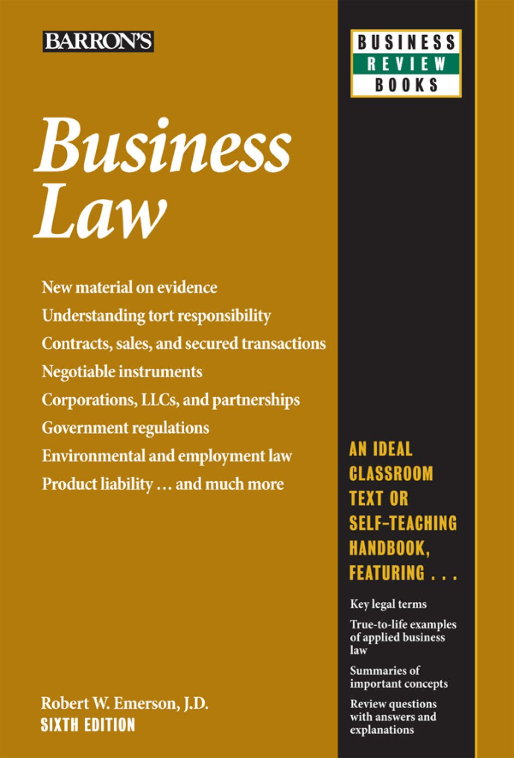 Business Law Ebook In 2019 Law Books Law Environmental Law