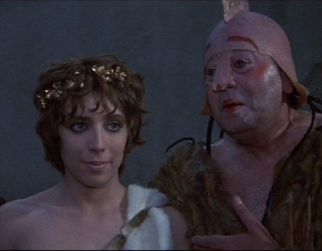 1969 Fellini Satyricon DVB HDTV 1080i MGMHDUK satnews - YouTube