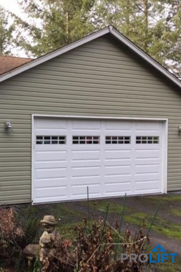 Did You Know That Garage Door Windows Don T Necessarily Need To Be Placed In The Top Row Panel To Achieve Garage Door Windows Garage Door Design Garage Doors