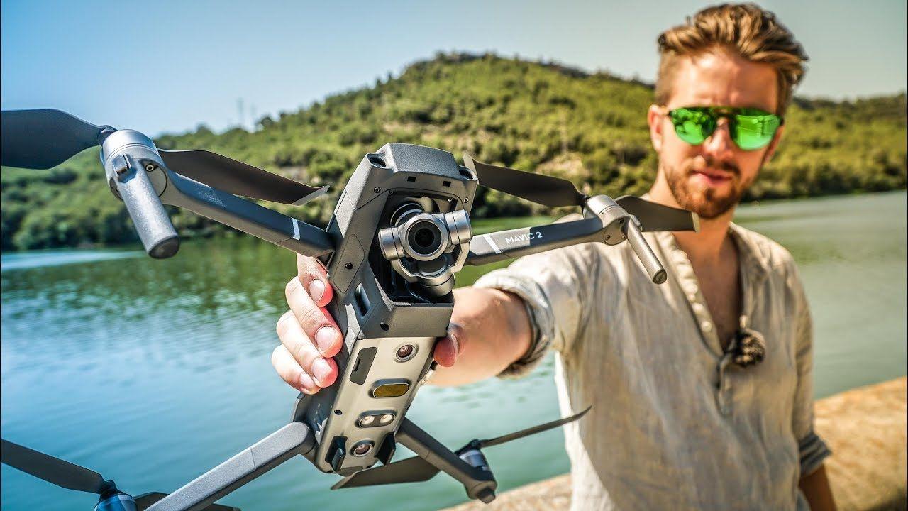 DJI MAVIC 2 ZOOM REVIEW The SUPREME drone! DJI Mavic 2