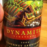 Dynamite Cabernet Sauvignon 2008