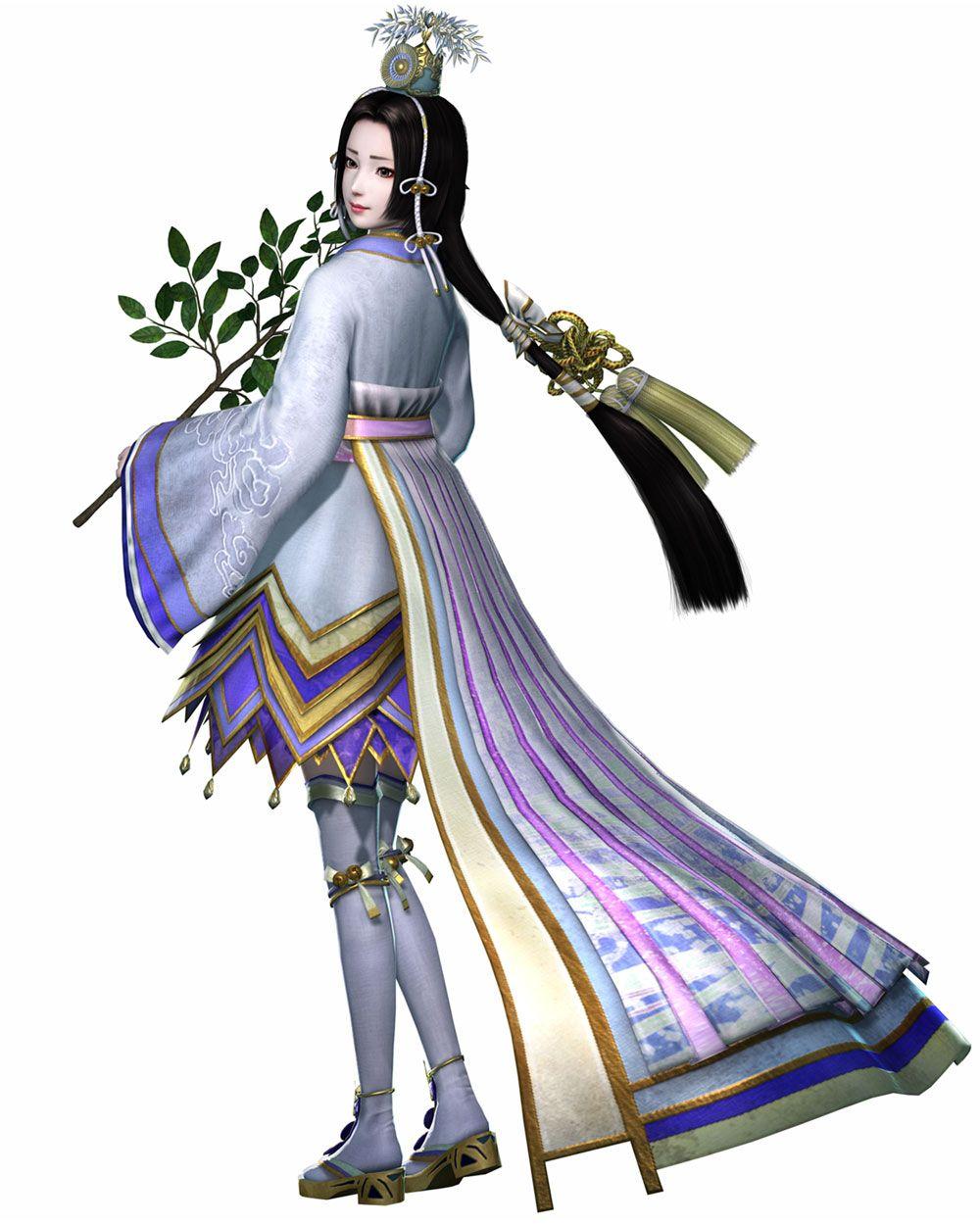 Warriors Orochi 3 Art