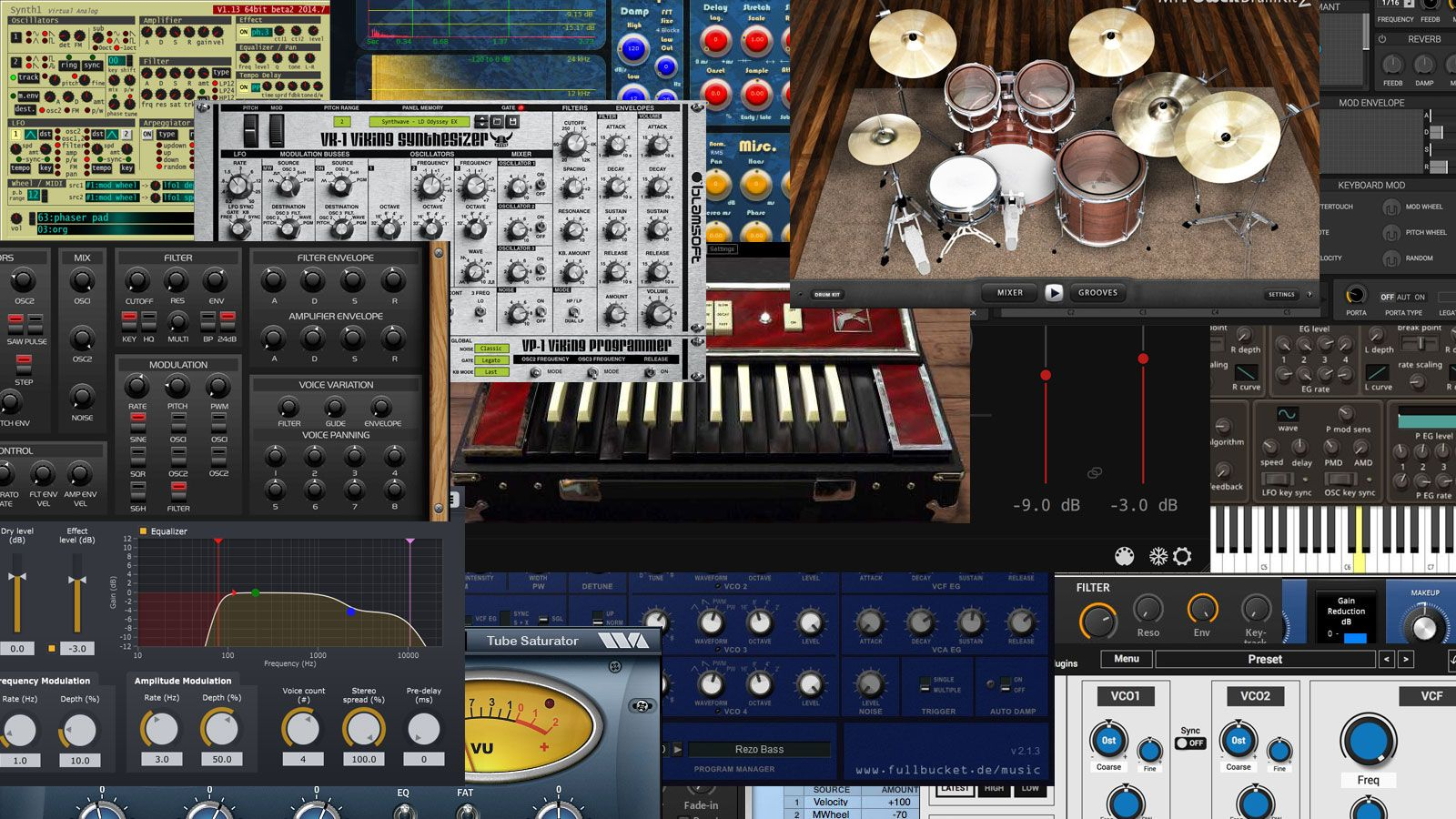 Best Free VST Plugins of the 2010s 31 Synths, Effects