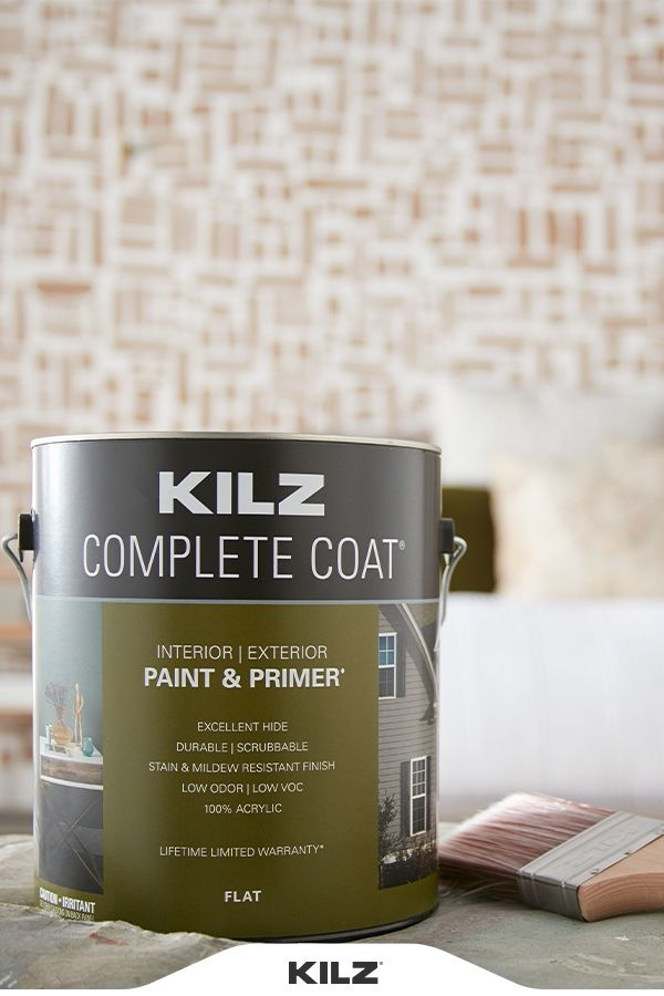 Accent Walls That Wow The Perfect Finish Blog By Kilz In 2021 Accent Wall Diy Painting Painting Wallpaper