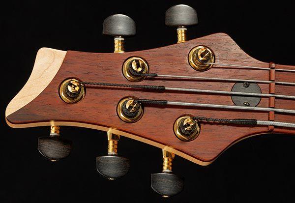 Bass Of The Week Marleaux Diva Bass Guitar Bass Custom Guitars