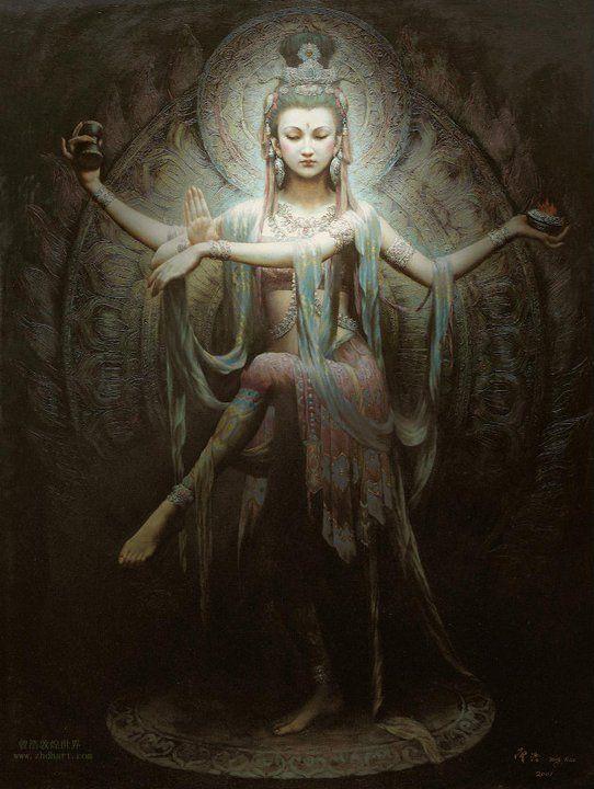 Divine she dances... Taksu & Love, spirit of grace bless & move through me...