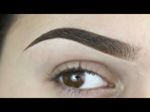 Perfect Brow Tutorial | Updated Brow Routine