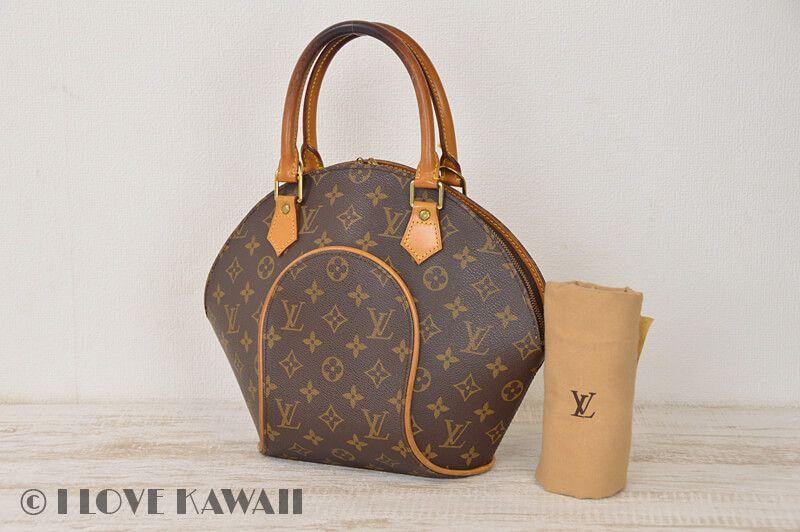 65980e5b38a Louis Vuitton Monogram Ellipse PM Hand Bag M51127