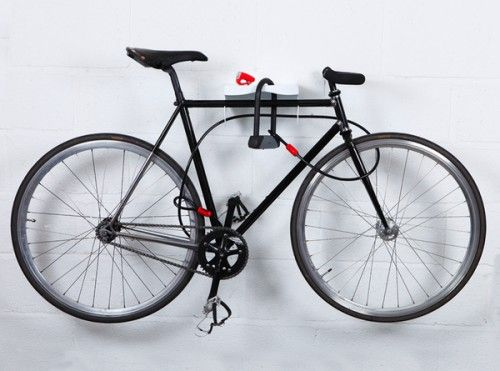 11 Gorgeous Bike Storage Solutions That Double As Art Indoor