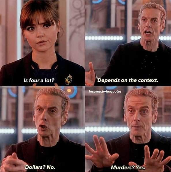 I love 12 and Clara #12doctor