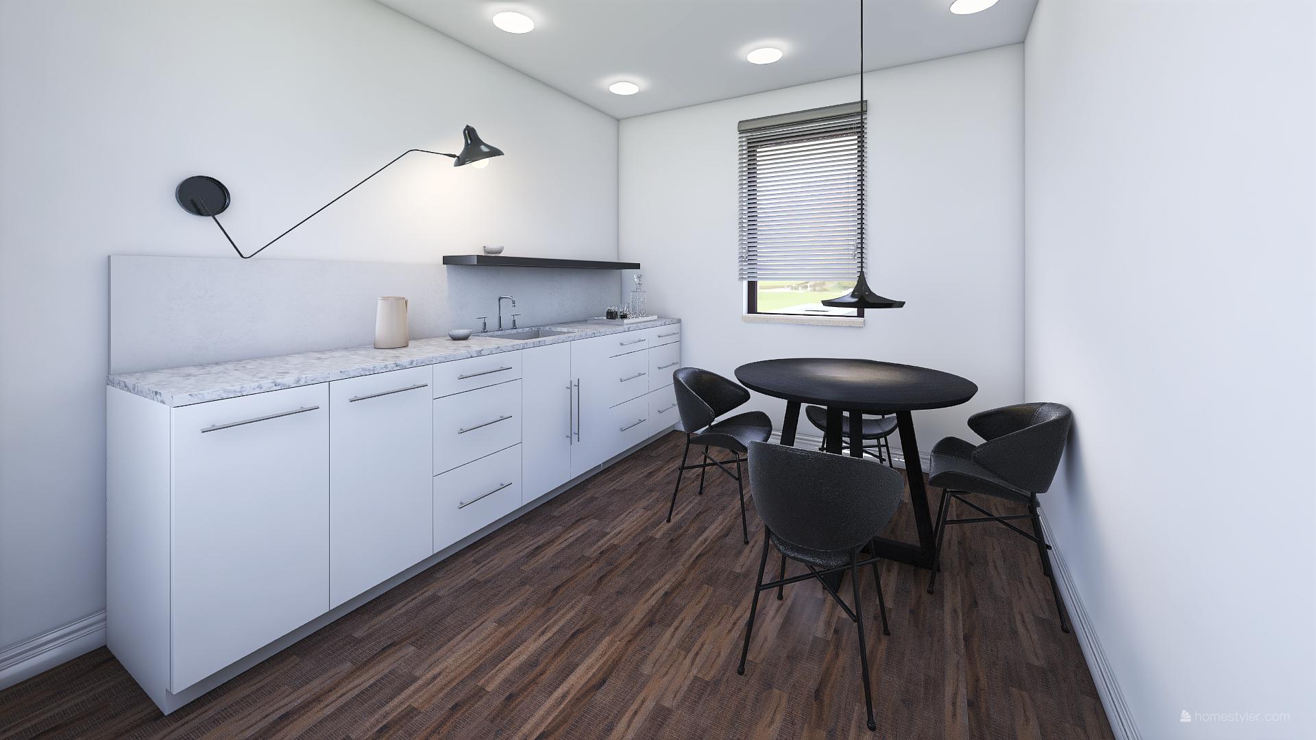 Kuchnia Bez Szafek Gornych Home Decor Home Kitchen