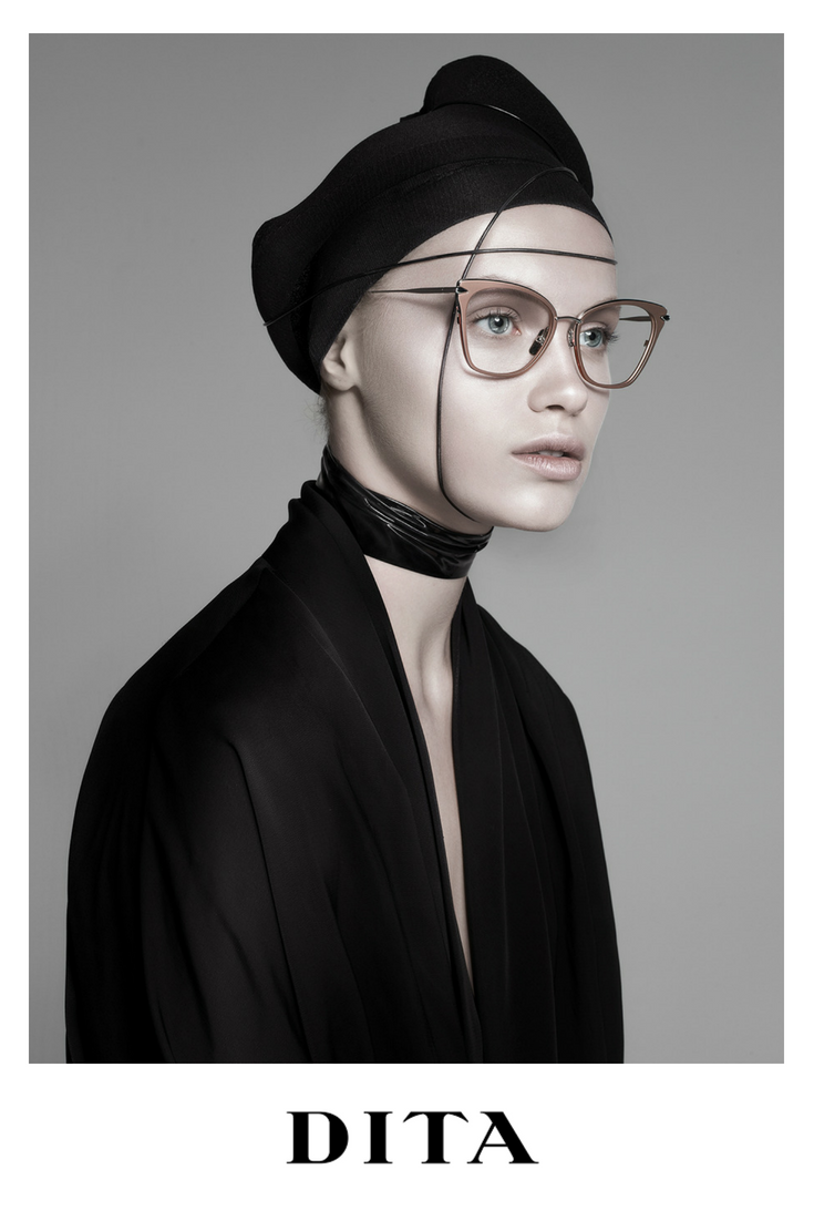 aa58b1f1d31b Dita - Arise Rose Gold - Silver eyeglasses