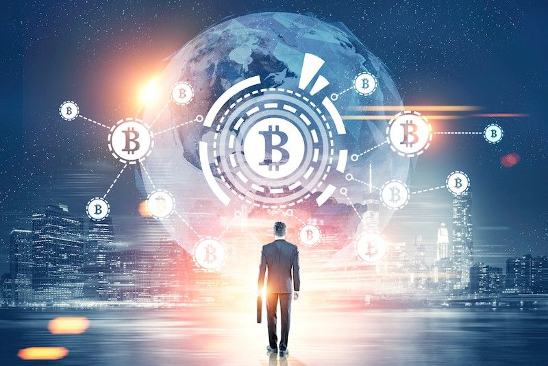 cryptocurrency linking currency market