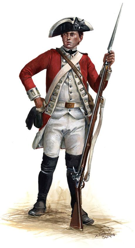 Red Coat Soldier Revolutionary War | www.imgkid.com - The ...