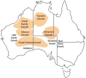Australia Map Desert.Great Sandy Desert Next Stop Desert Map Australia Map Deserts