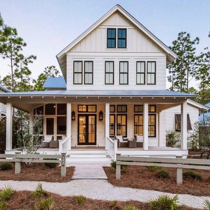 20 Best Farmhouse Exterior Ideas Board And Batten Siding Blog In 2020 Rustic Houses Exterior Modern Farmhouse Exterior Farmhouse Exterior