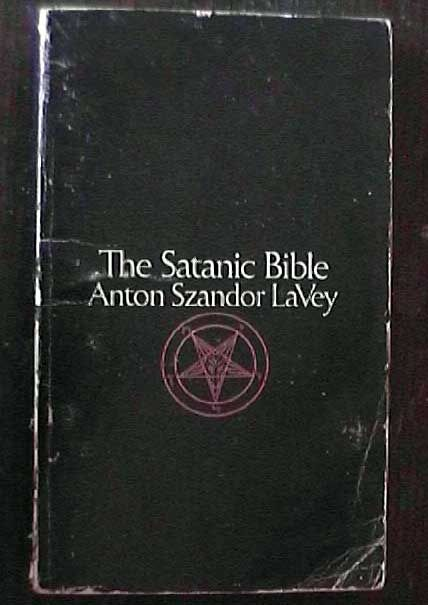 Take Note Of The Satanic Bible Their Theme Is Do What Thou Wilt