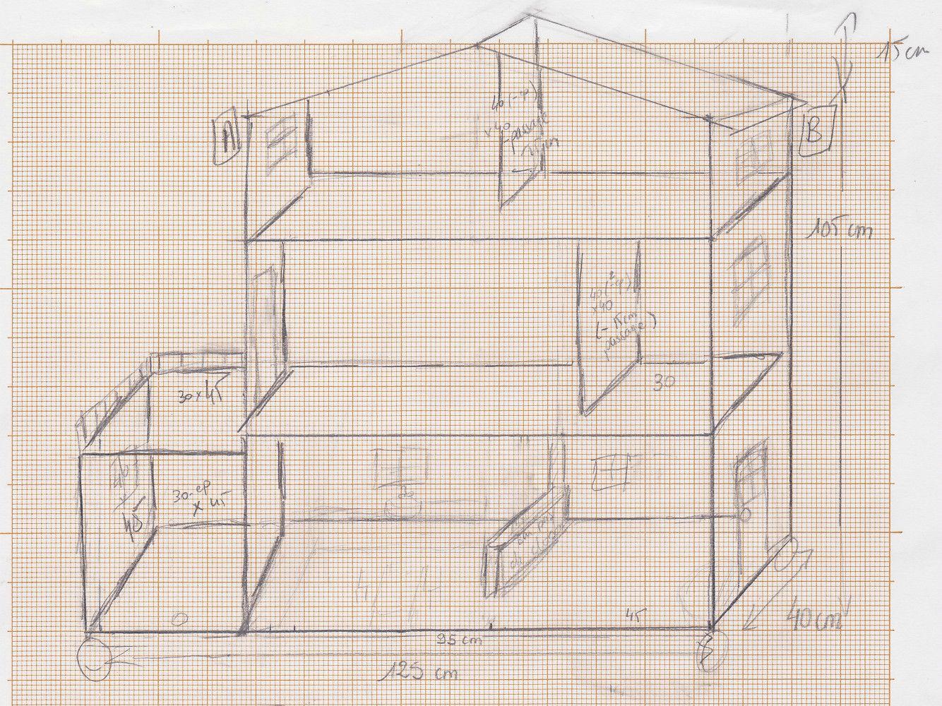 r sultat de recherche d 39 images pour plan maison barbie maison de poupees pinterest. Black Bedroom Furniture Sets. Home Design Ideas