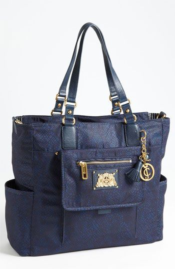 Juicy Couture Weekend Warriors Nylon Baby Bag Available At Nordstrom