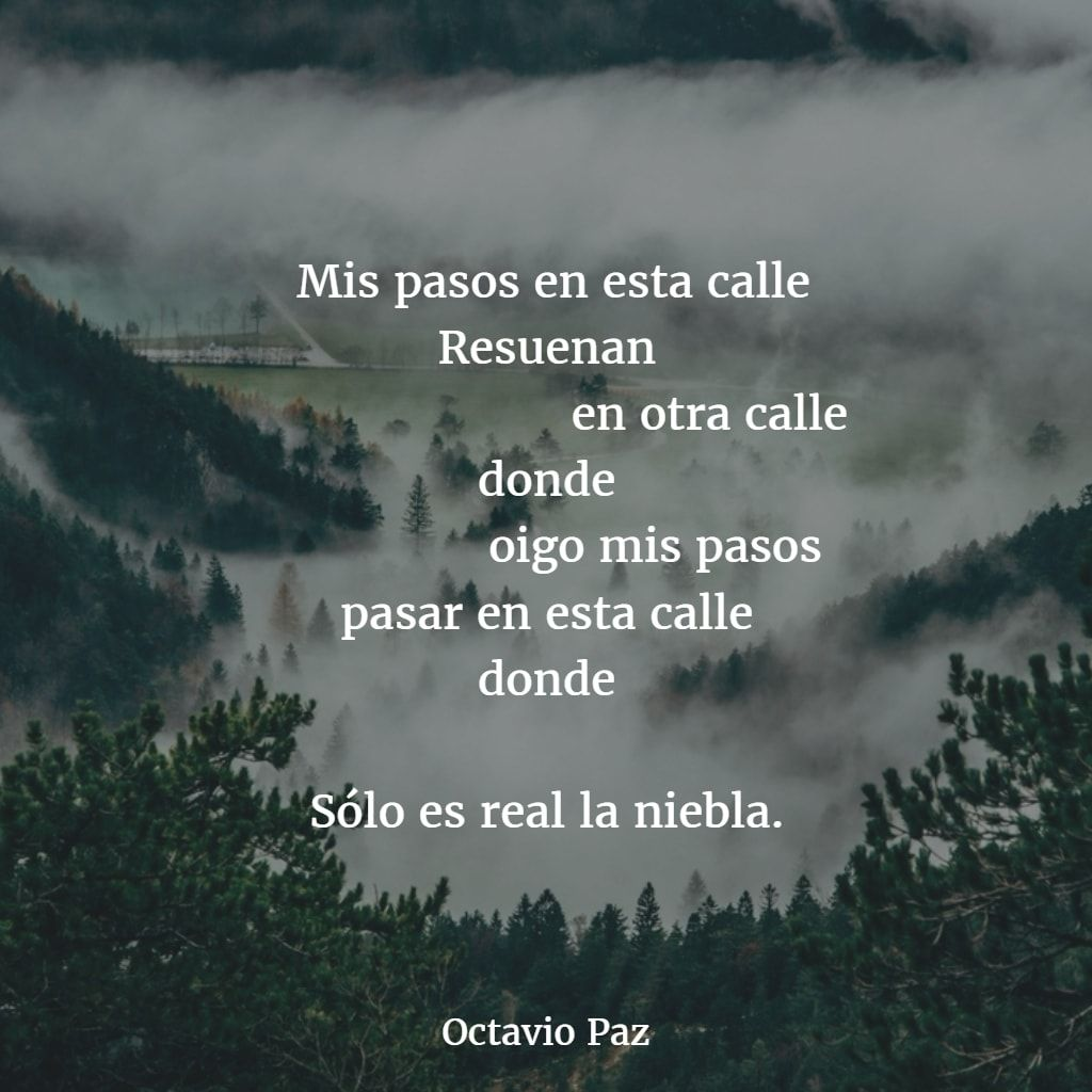 Poemas De Octavio Paz 6 Octavio Paz Poemas Frases Octavio Paz Poemas