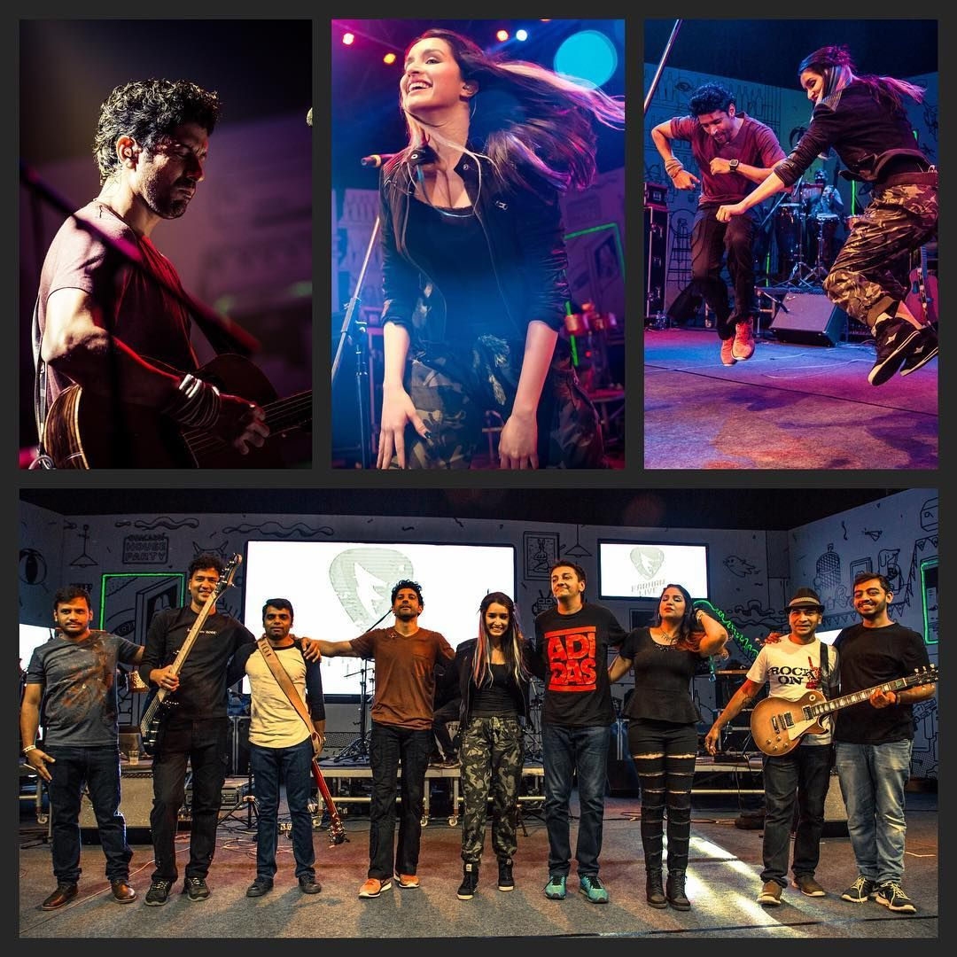 Glimpses from our set NH7  #Hyderabad .. big love to all who attended