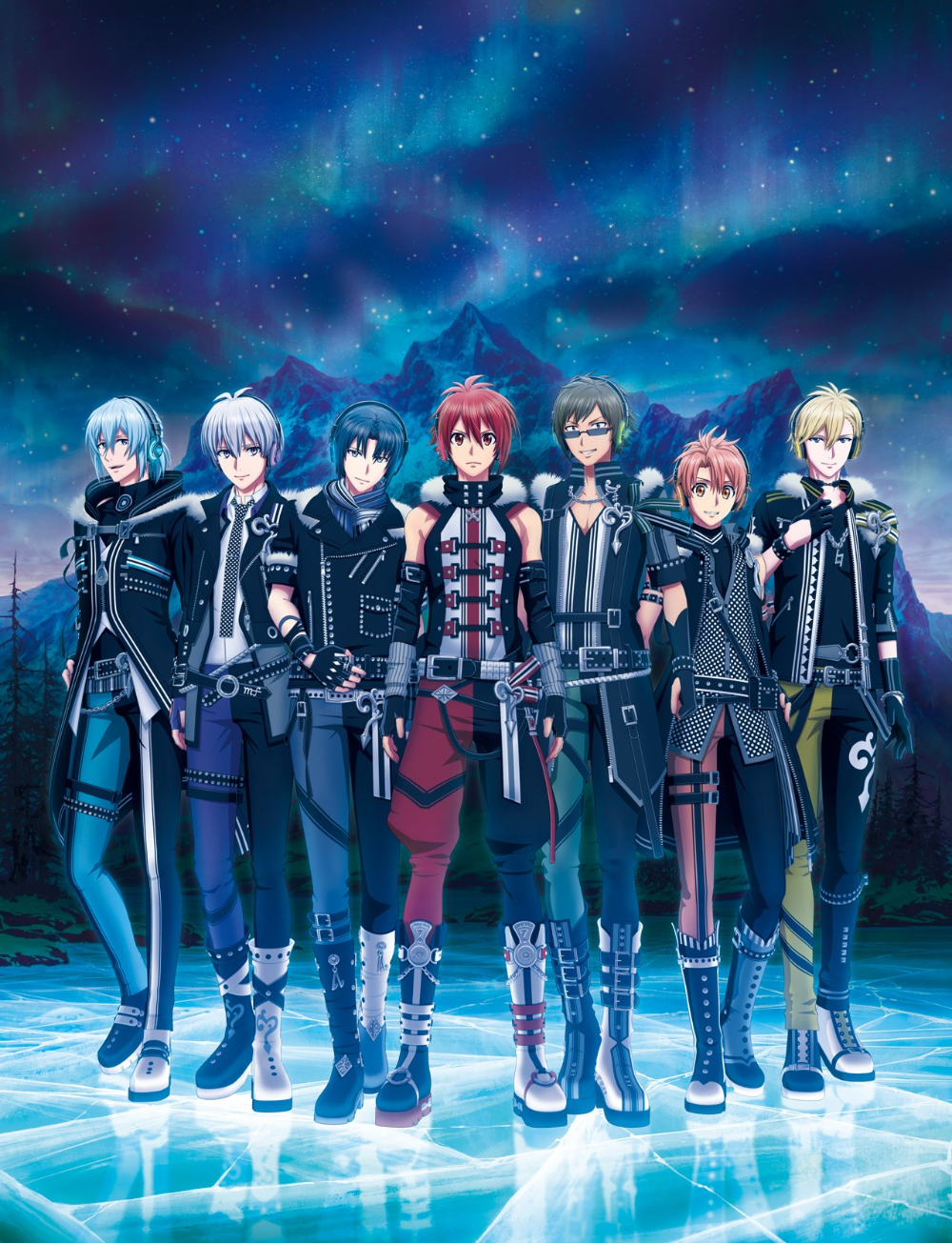 """IDOLiSH7 release full music video for """"Mr.AFFECTiON""""(画像あり"""