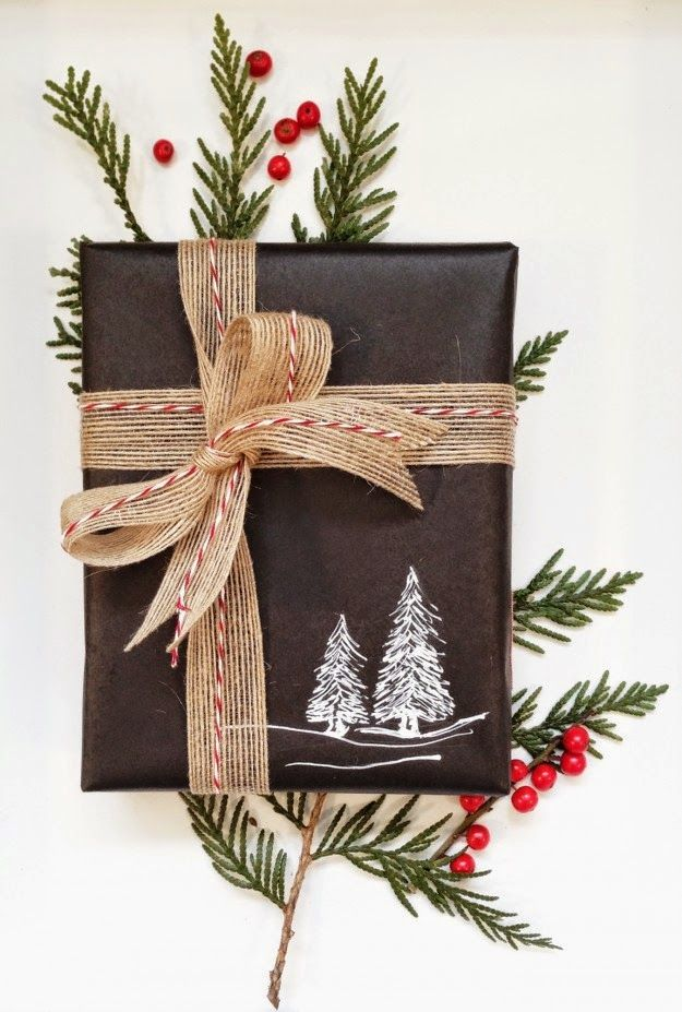 BLACK GIFT WRAPPING regalo Pinterest Regalitos, Envoltura de