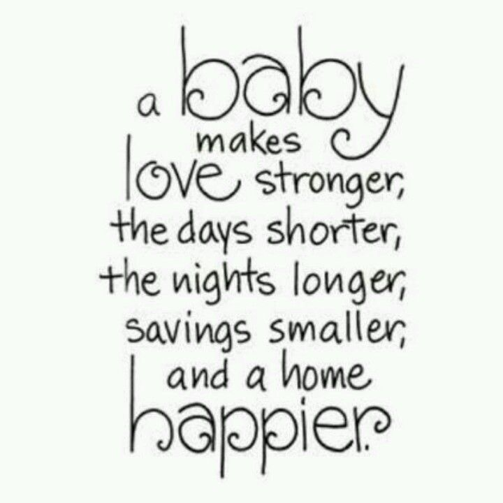 Baby Quote Happy Family Quotes Family Quotes Baby Quotes