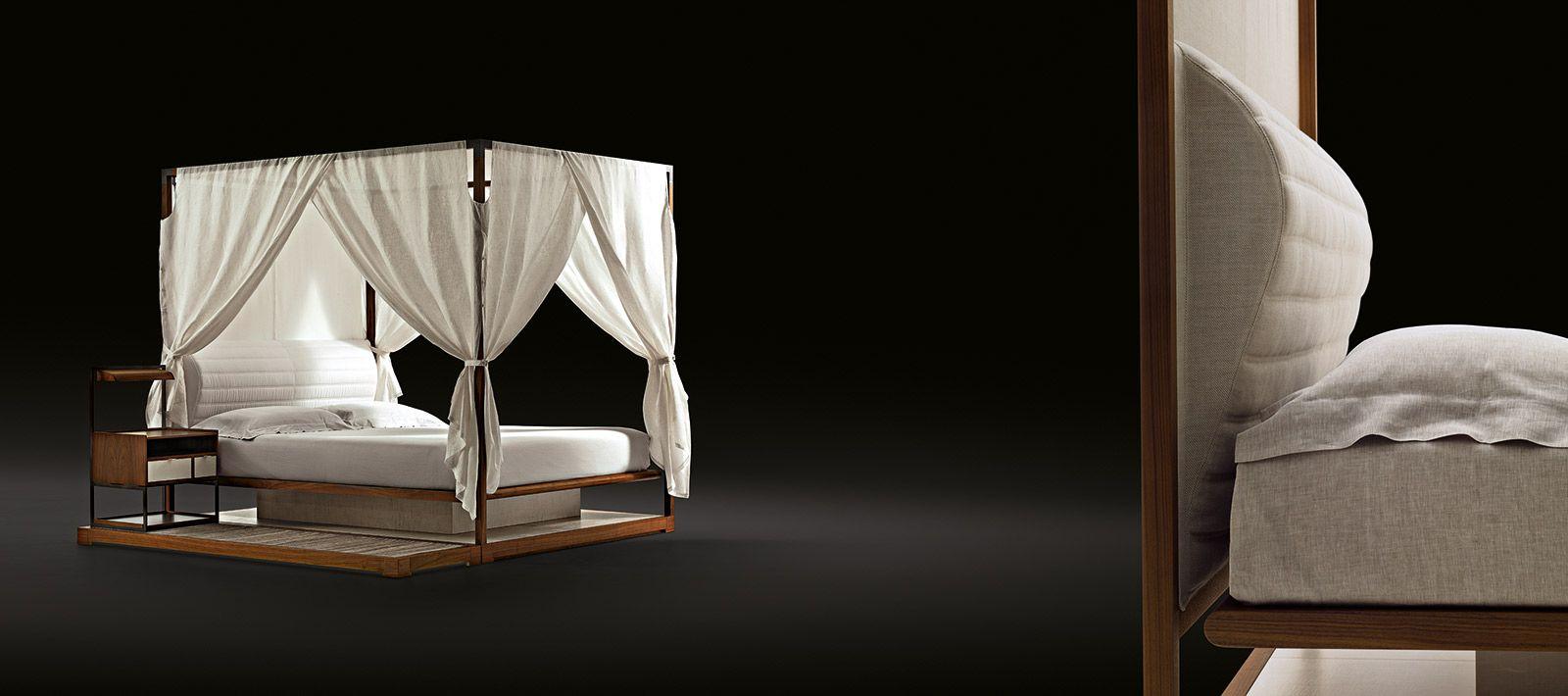 Ira Letti e comodini Bed, Bed furniture
