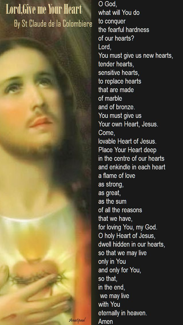 Pin by Diane Conklin on Prayers | Sacred heart, Faith in