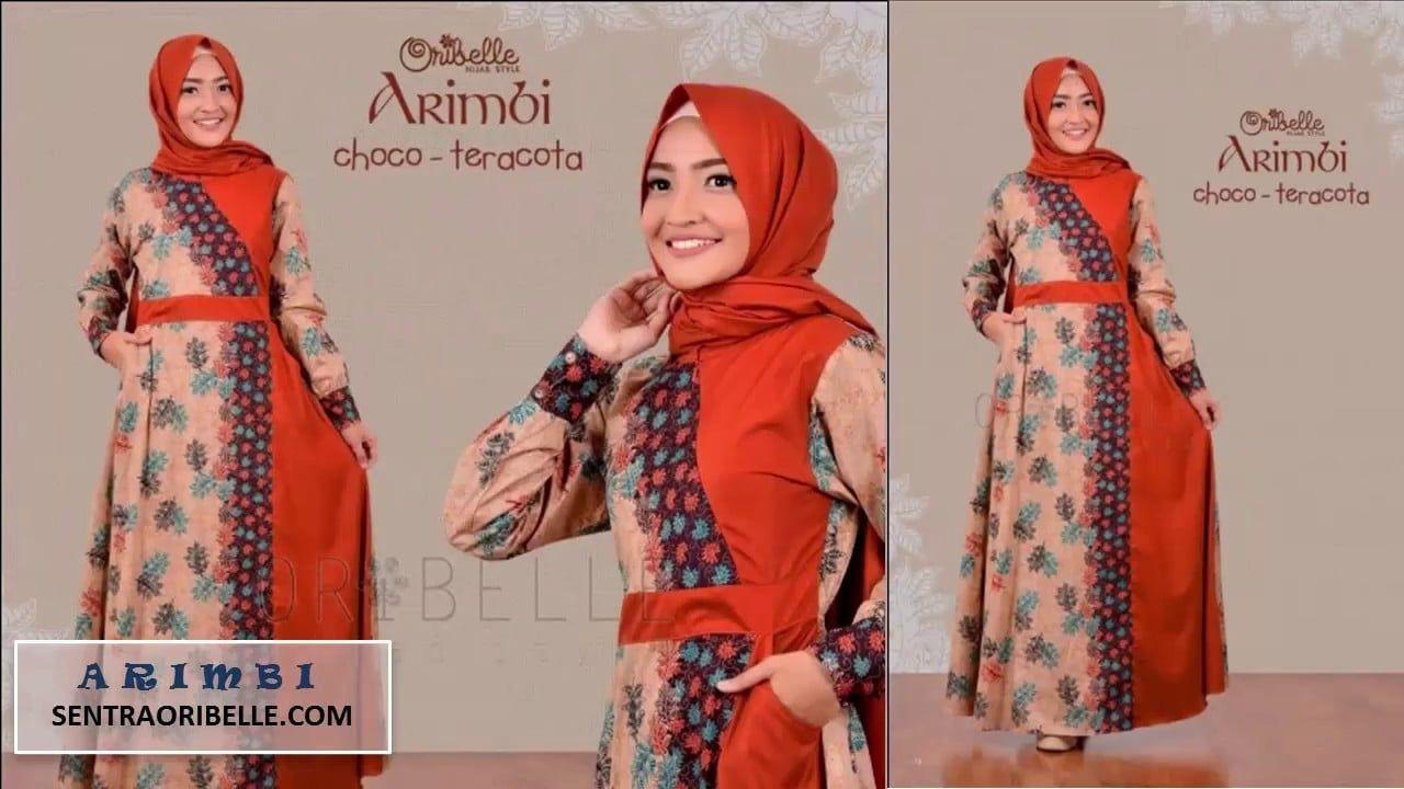 Model Gamis Batik Gayatri di 9  Model pakaian, Warna, Model