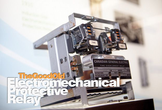 The Good Old Electromechanical Protective Relay Eep Power Engineering Electronic Engineering Electrical Engineering