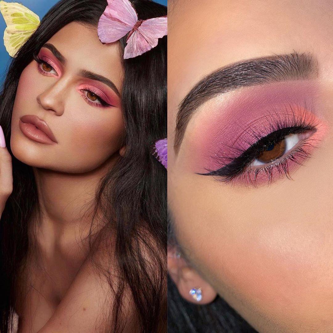 "makeupbybrooktiffany on Instagram ""Recreation of"