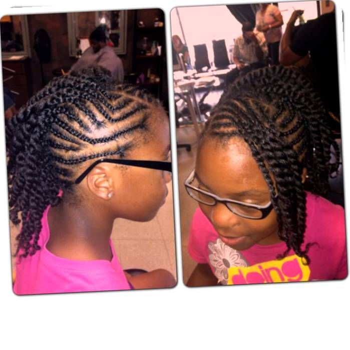 Girl Braided Mohawk Hairstyles Excellence Hairstyles Gallery