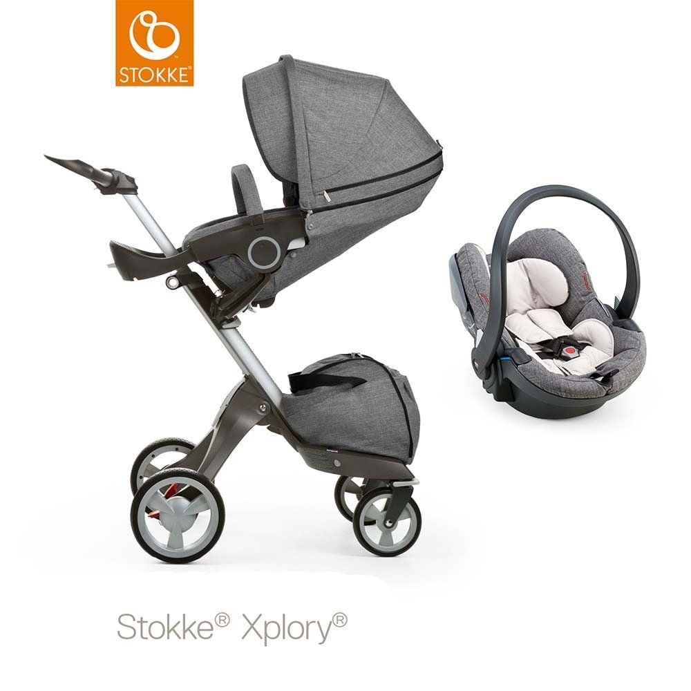 the stokke xplory pushchair is innovative convenient and cocoons  - the stokke xplory pushchair is innovative convenient and cocoons your babywith luxurious styling and