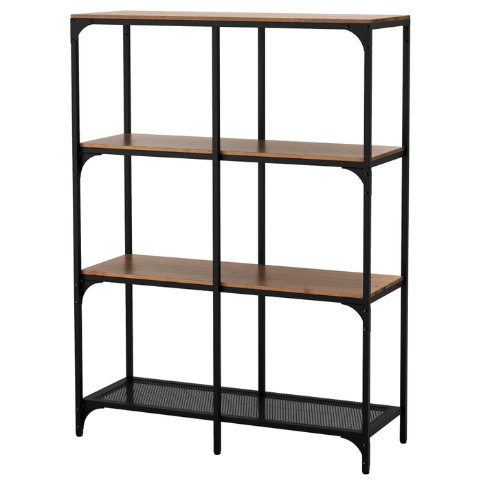 10 Items To Get A French Girl Apartment On An Ikea Budget Apartment Ikea Shelving Unit Ikea Shelves Shelves