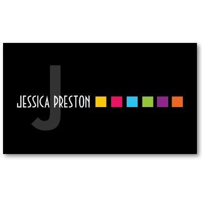 Bold and hip business card designer business cards pinterest bold and hip business card colourmoves