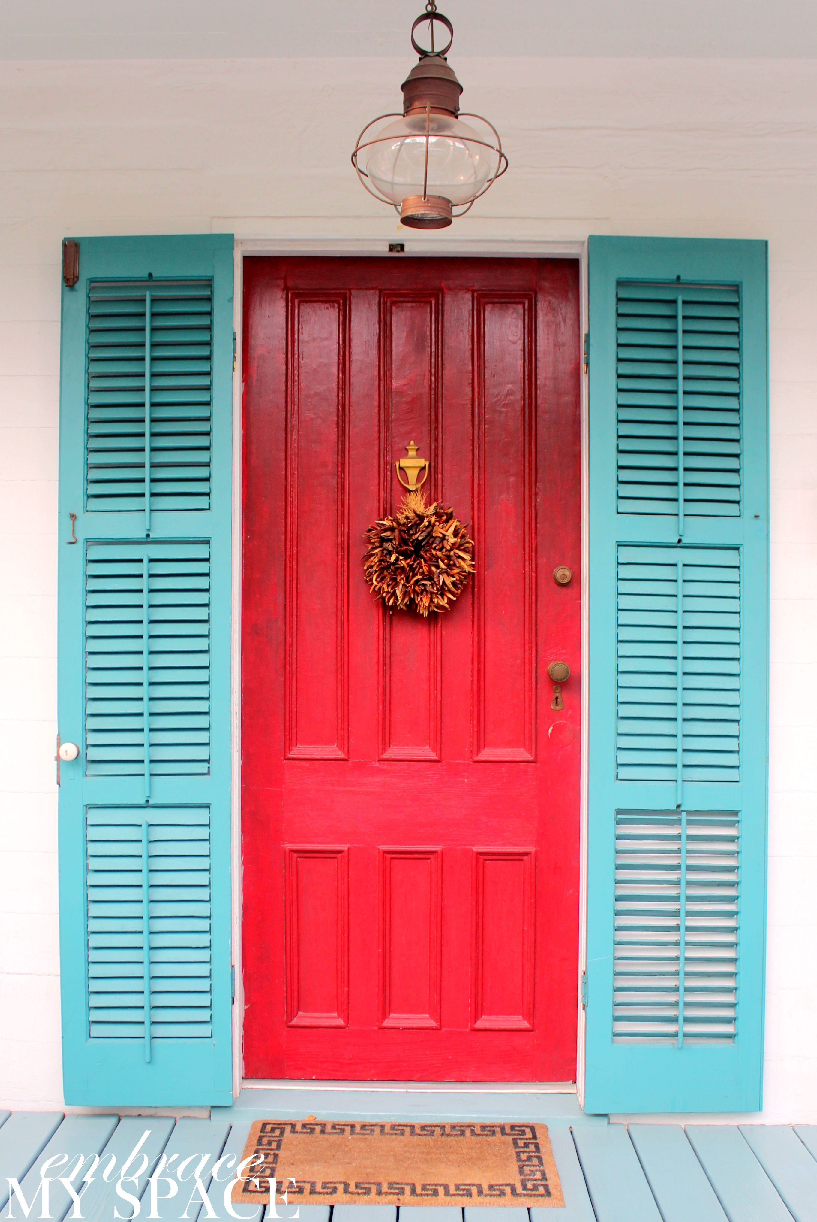 A Door of a Different Color: Key West   Key west house ...