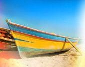 Sunny beach vacation countdown