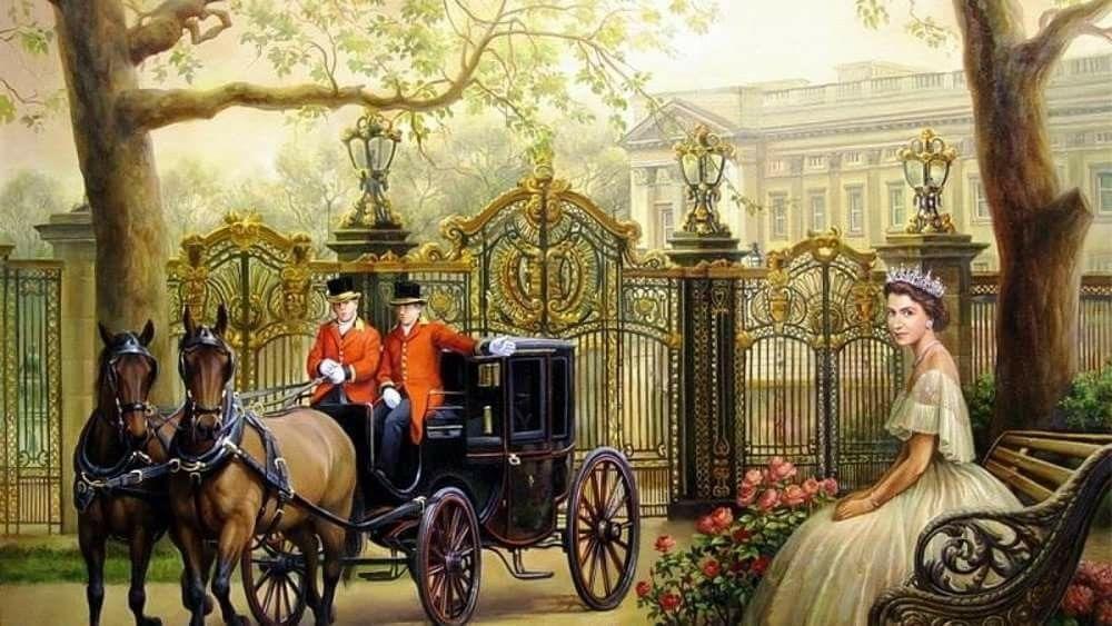 счастью, картинки для декупажа королева образом, вечно
