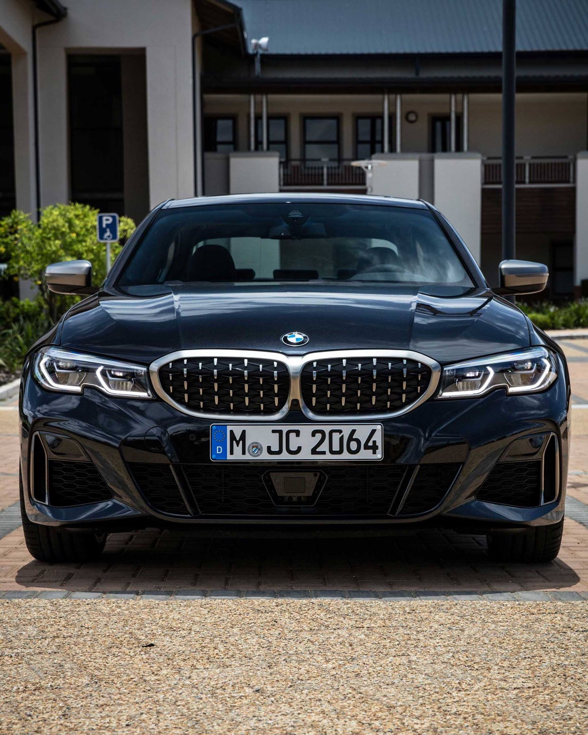 New Photos Of The Bmw M340i G20 In Black With Images New Bmw