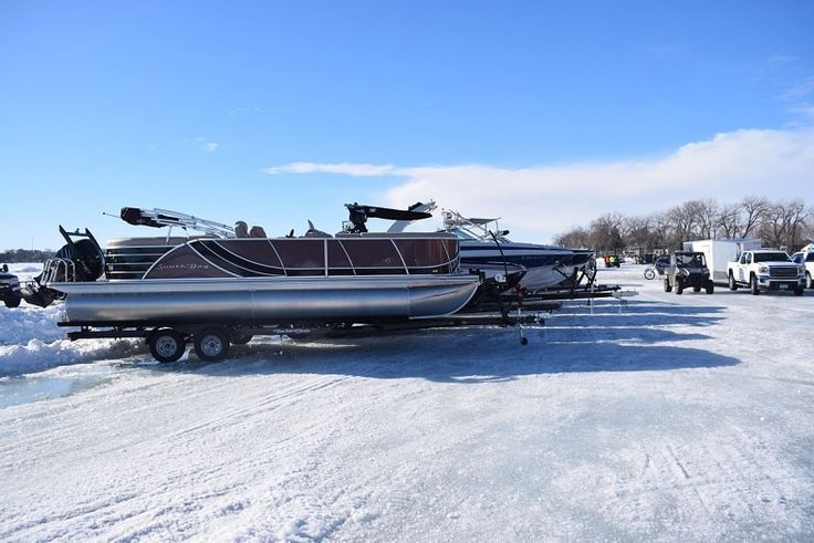 How to Winterize Pontoon Boat Easy Steps to Store Your