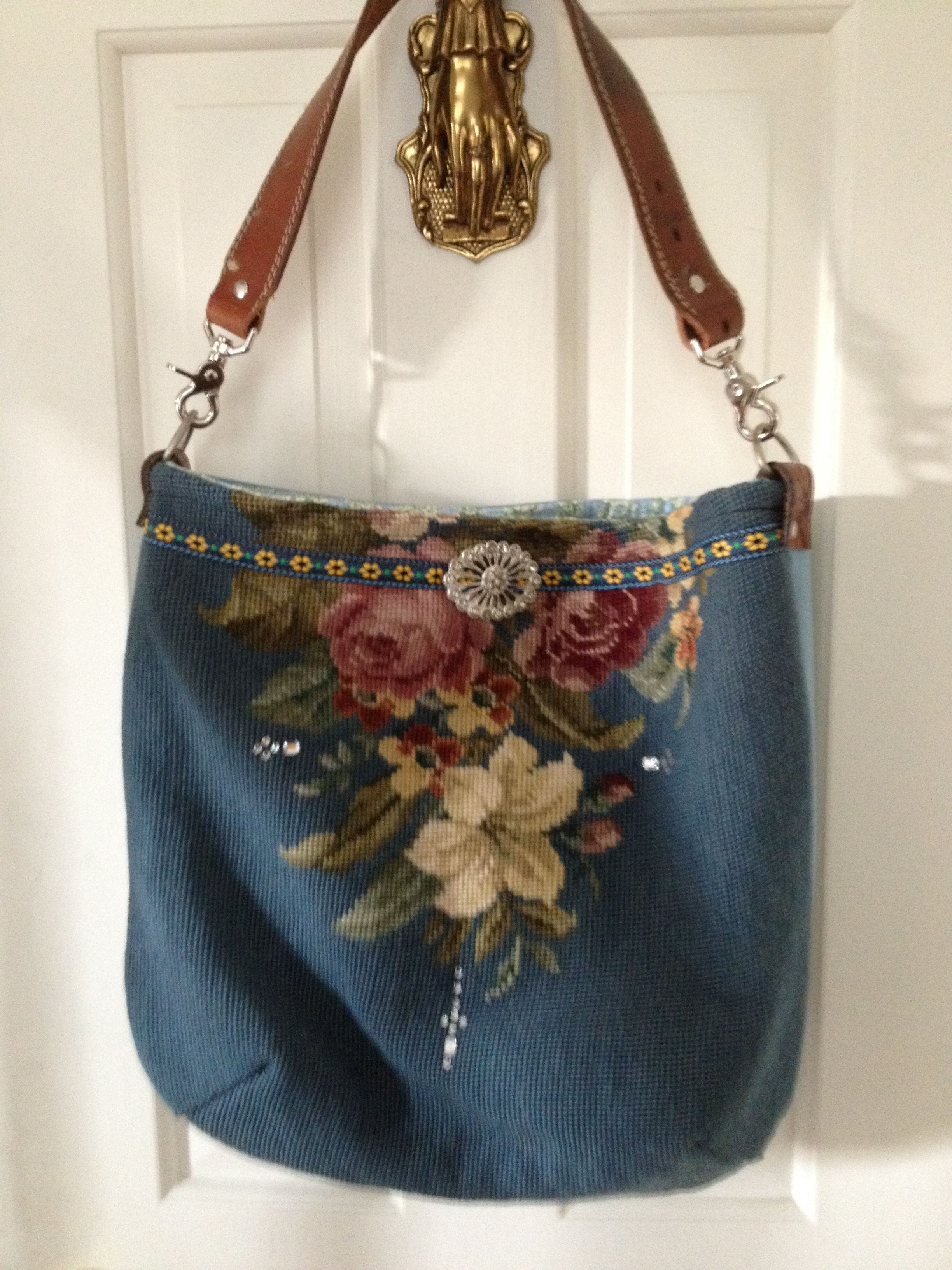 13009be1af9d Melody Elizabeth creative bags from recycled materials. | Джинсові ...