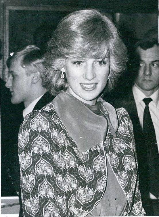 Very rare photograph of Princess Diana. Do you ever ...