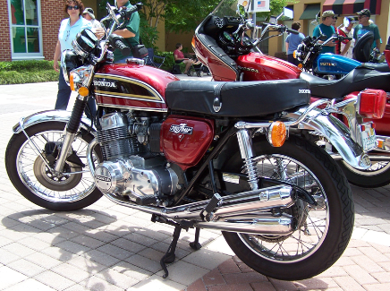 What S Your Used Bike Worth Hagerty Has An Idea They Re Willing To Share Honda Cb750 Japanese Motorcycle Honda Cb Series