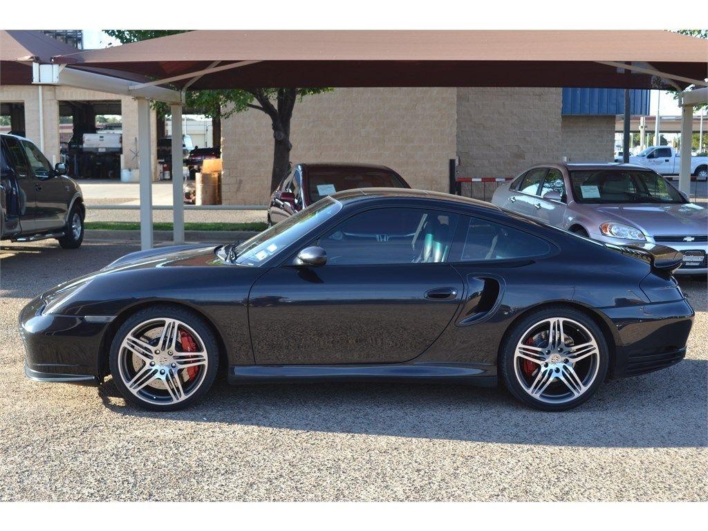 2002 Porsche 911TURBO at Montgomery Auto Plaza in Lubbock