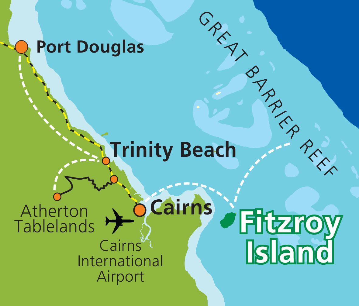 Fitzroy Island Queensland: Fitzroy Island Accommodation Deals