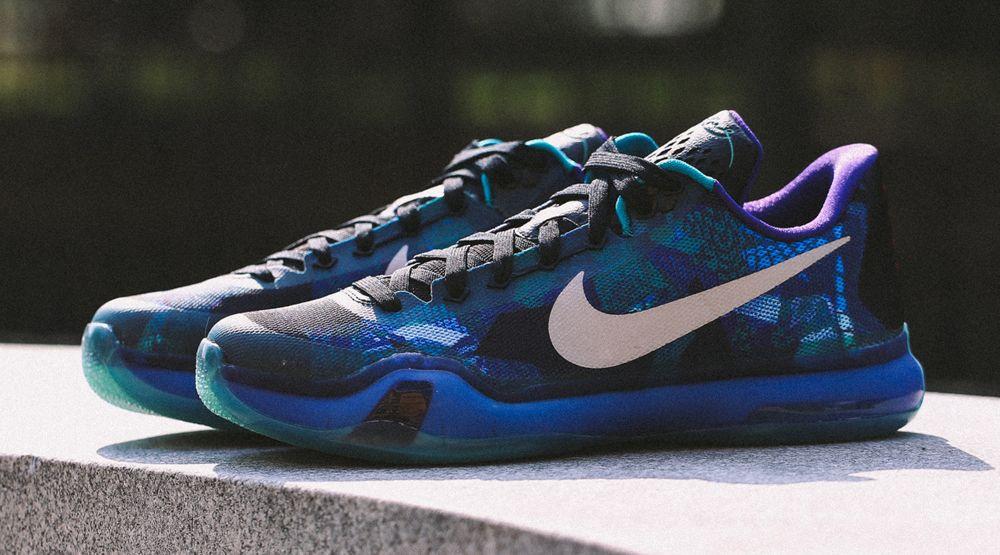 "bfd75c4faf64 Nike Kobe 10 ""Peach Jam"" Images"